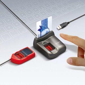 IDEMIA Fingerprint Scanner in BD (Morpho) MSO 1300 E3
